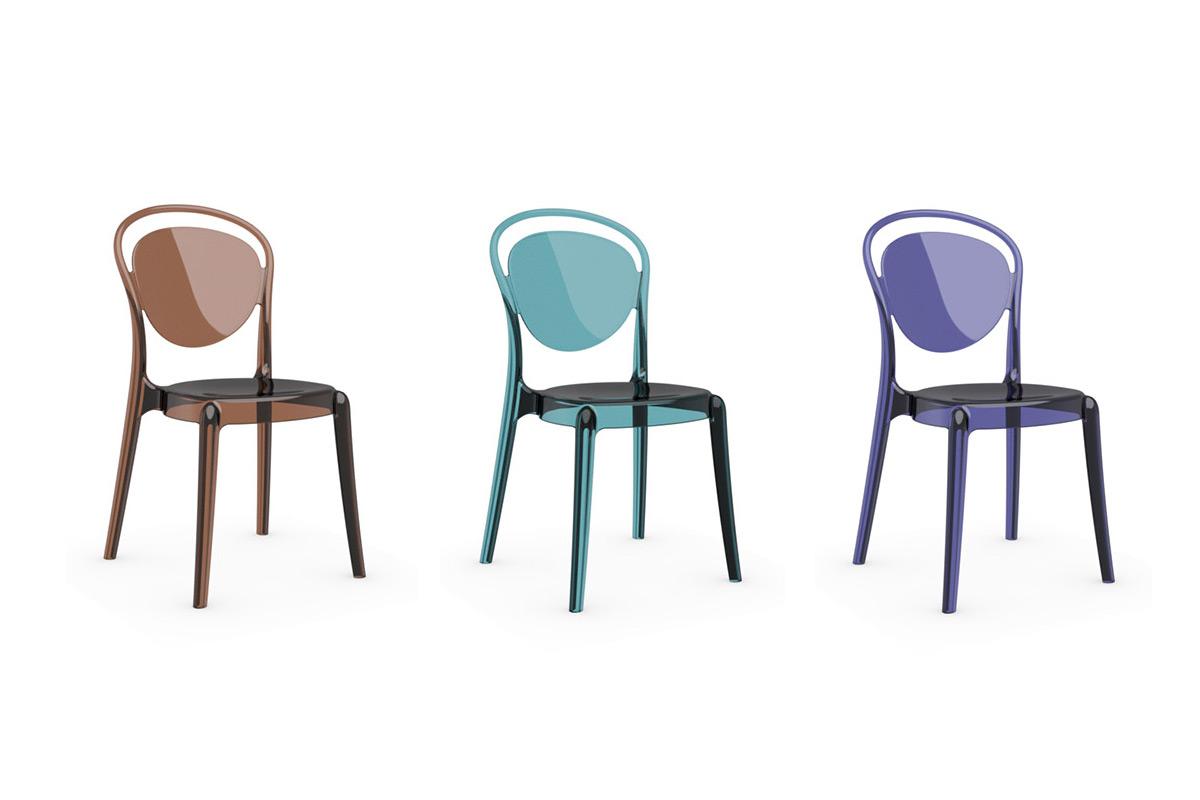 Sedia moderna Calligaris Parisienne  sedie  Acquistabile in Milano e provincia Monza e Brianza