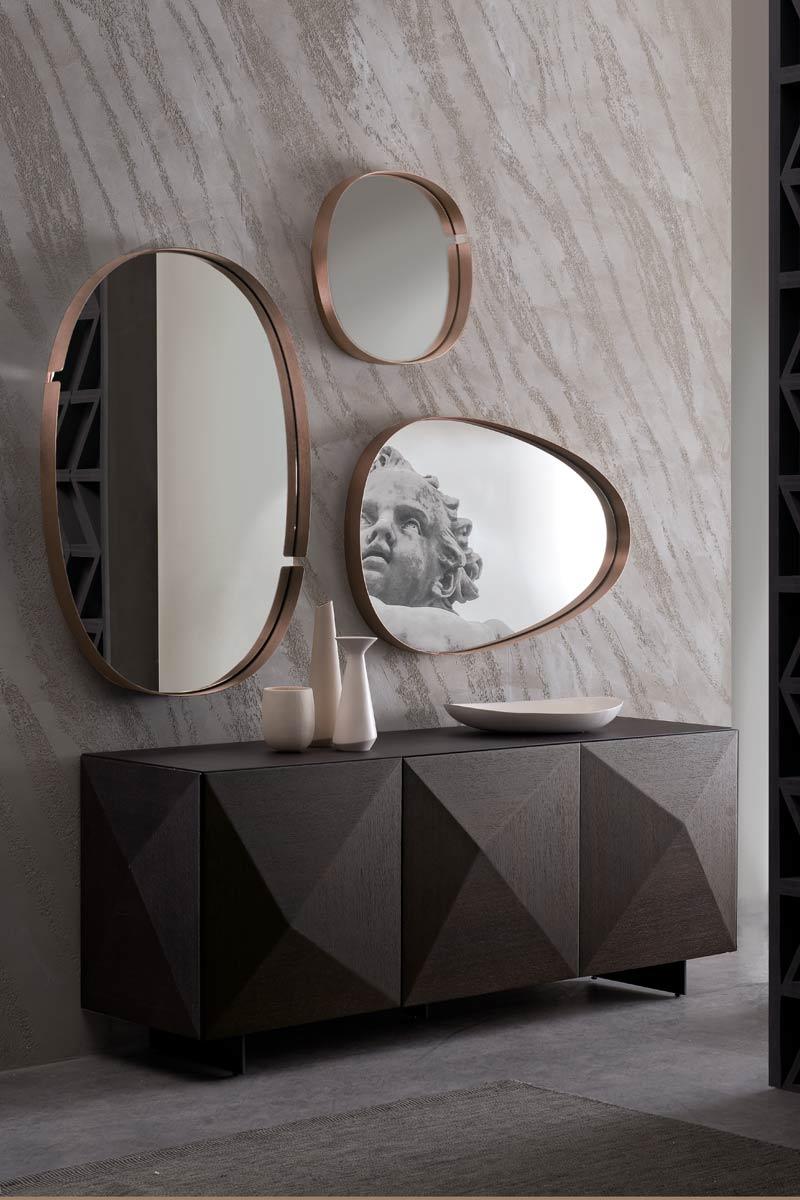 Specchio moderno Top Lops Lumiere  specchi  Acquistabile in Milano e provincia Monza e Brianza
