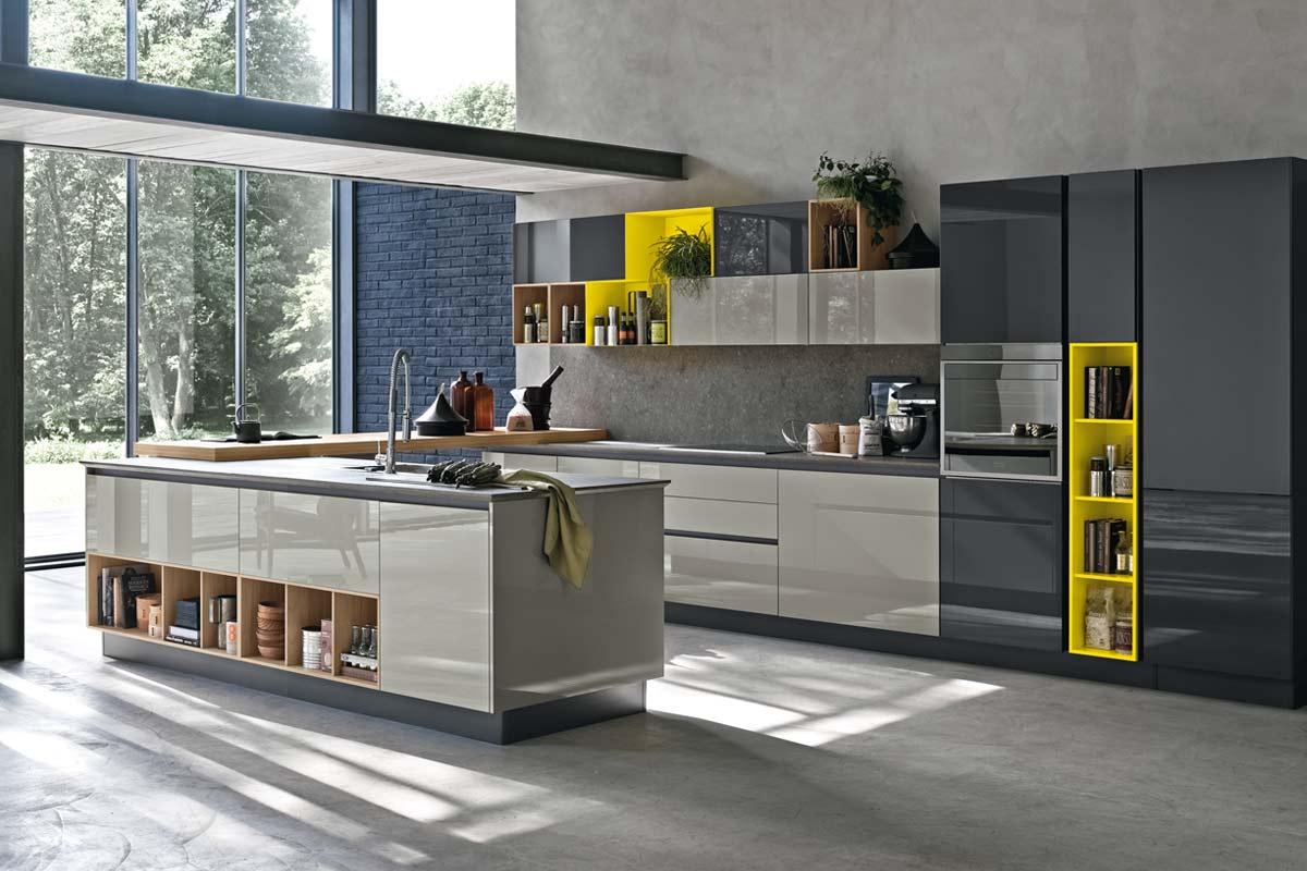 Stosa cucine moderne idee per la casa e l 39 interior for Lops arredamenti opinioni