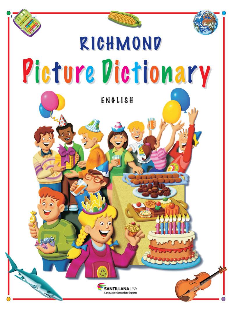 Richmond Picture Dictionary English