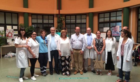 El centro de salud de Pozo Alcón prestó en 2.015 más de 66.000 atenciones