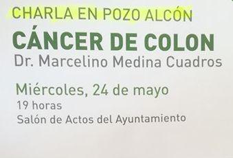 Charla sobre el cáncer de colon