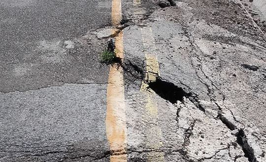 La Asociación de Empresarios del Altiplano reclama, entre otras infraestructuras, la carretera A-315