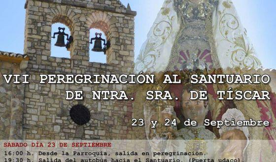 Este fin de semana se celebran varias actividades religiosas en Tíscar