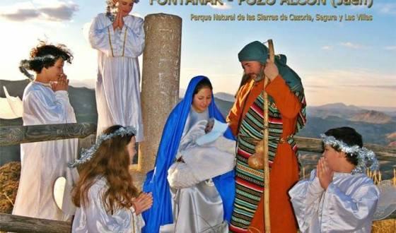 Hoy se celebra el Nacimiento 2.017 en Fontanar
