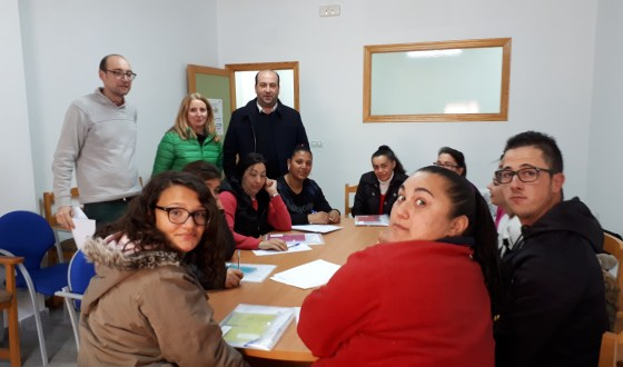 """Inicio de la acción formativa """"Habilidades Sociales y la gestión de las emociones """""""