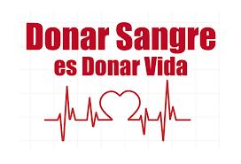 Este jueves, 16 de Agosto, donación sanguínea