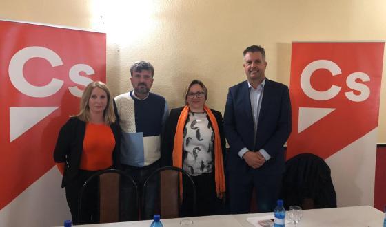 """Ciudadanos se presenta en Pozo Alcón como alternativa a los """"viejos partidos"""""""