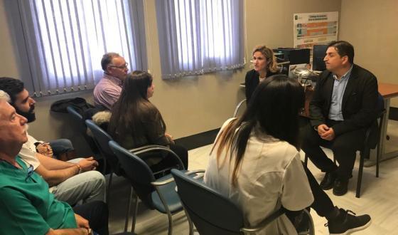La delegada de Salud convoca a una nueva reunión a los alcaldes de la comarca de Cazorla