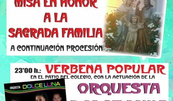 Fiesta de Agosto en Fontanar