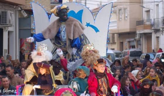 Los Reyes Magos llegan esta tarde a Pozo Alcón