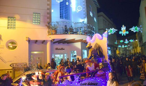 Cabalgata de Reyes 2.020