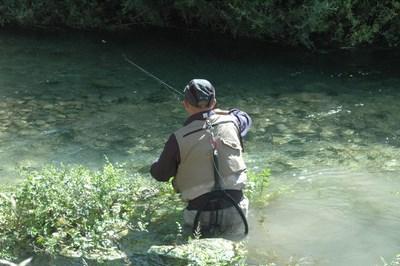 Autorizada la pesca deportiva