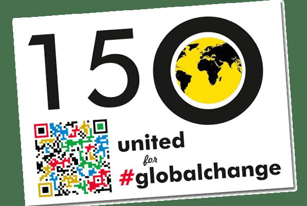 15 de octubre – Unidos por un cambio global