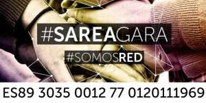 La campaña solidaria #somosRED en marcha