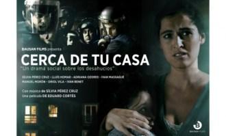 Crowdfunding: Cerca de tu casa. una película incómoda sobre el drama de los desahucios y el poder de la cooperación