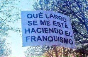 franquismo-vivo-cartel-LoQueSomos