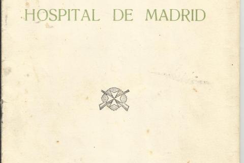 80 Años de la creación del Hospital de Carabineros en Madrid…