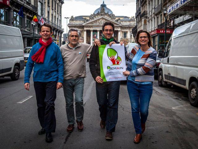 """Bélgica por la izquierda: """"Demain"""""""