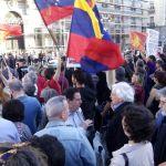 Madriz en la calle con la Revolución Bolivariana