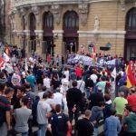 El movimiento ATA reclama en Bilbao la amnistía