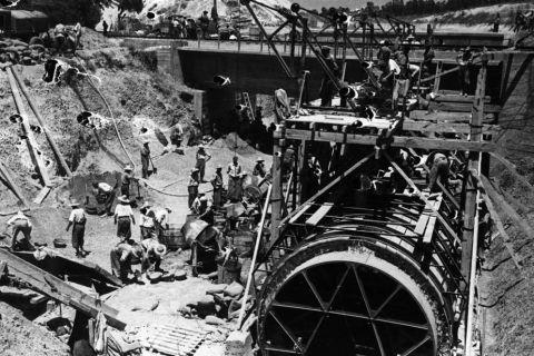 La Corchuela: campo de trabajos forzados