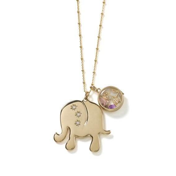 Elephant&locket