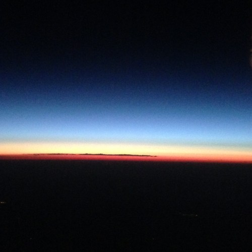 sunset June 14