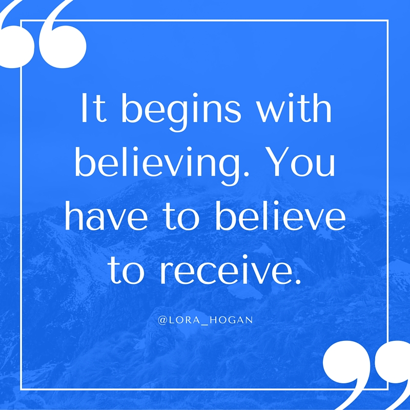 believe-to-receive