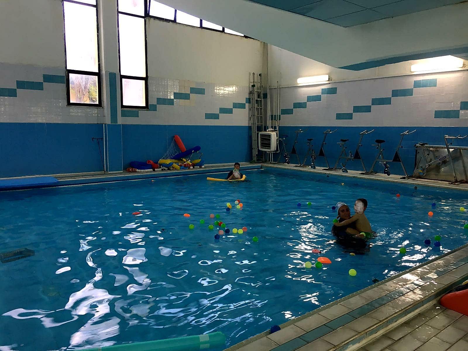 Al via ad Ercolano il corso di nuoto riservato a bambini