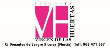 logo asesoria virgen de las huertas