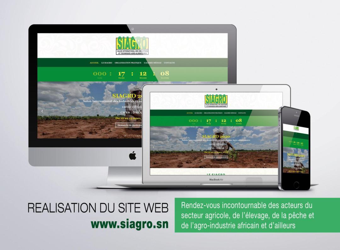 Site web www.siagro.sn| Design by Lordibra |