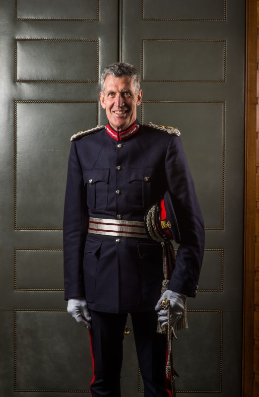 People  Lord Lieutenant of Devon