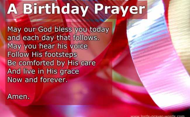 8 Birthday Prayers For Friends Loved Ones Myself Be