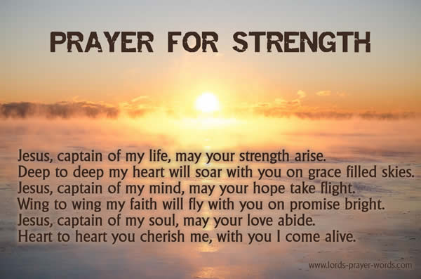 Comforting Words Difficult Times