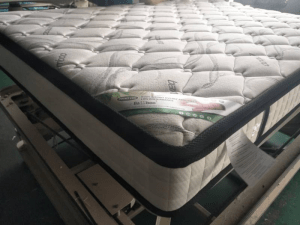 brooklyn euro pillow top king gel memory foam mattress in a box