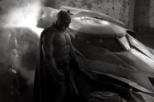 AfleckBatman&Batmobile