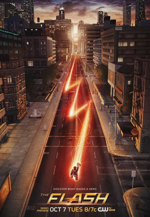 Flash-poster