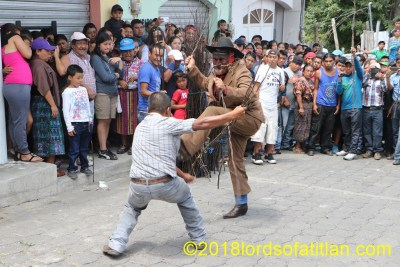 El Shutillo, Saturday of Holy Week, San Andrés Semetabaj