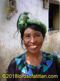 Woman from Pajomel