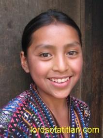 Pretty girl from Los Tot, Concepción