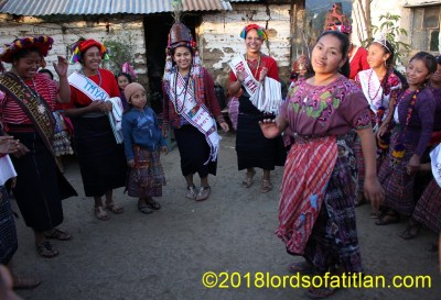 Here is an example of the social dance, in Chuisuc Olintepeque.