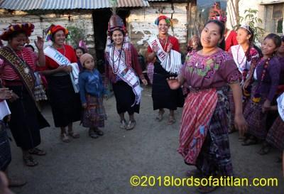 Baile social, Chuisuc Olintepeque
