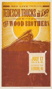 Tedeschi Trucks/Wood Brothers