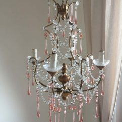 Bronze Kitchen Chandelier Hood Vents Reserved For R. 1920 Italian Crystal With ...