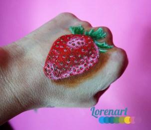 strawberry - fragola