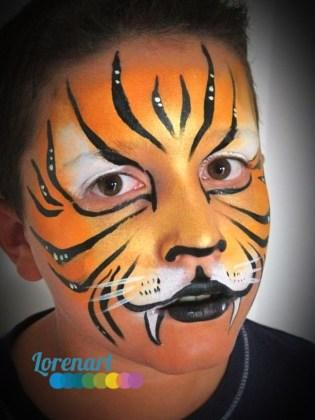 tiger - tigre