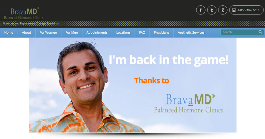 BravaMD Clinics
