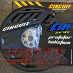 Riparo copridisco TM Racing 270mm paradisco