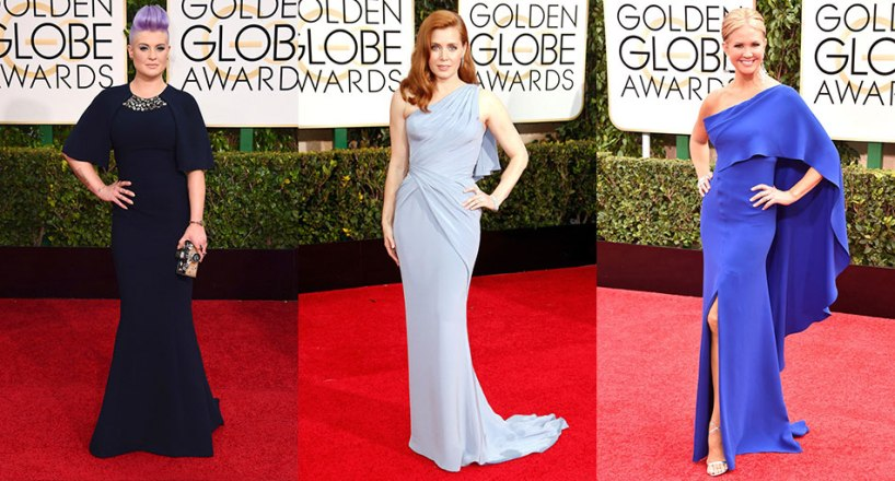 Golden-Globes-2015-Blue-Gowns